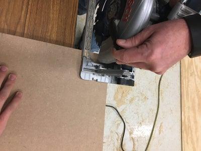 Step 1: Cut Base Pieces