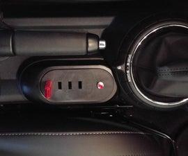 Spy Car Garage Door Opener :)