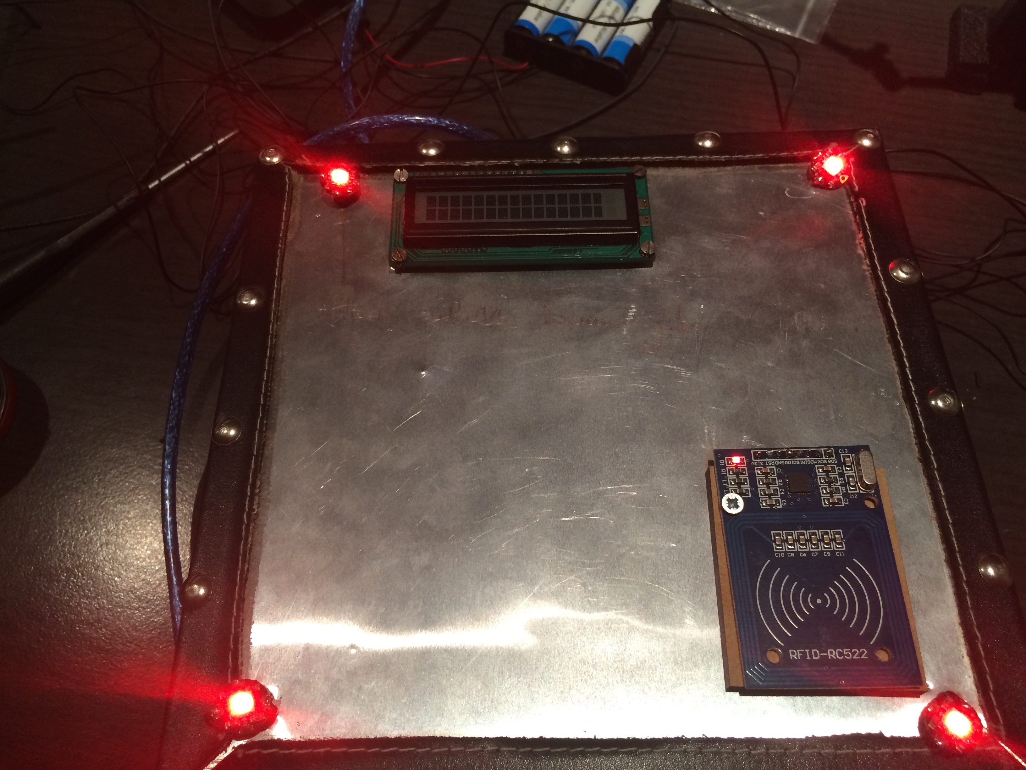 Picture of Adding Rgb-leds