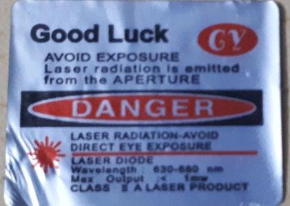Laser Details