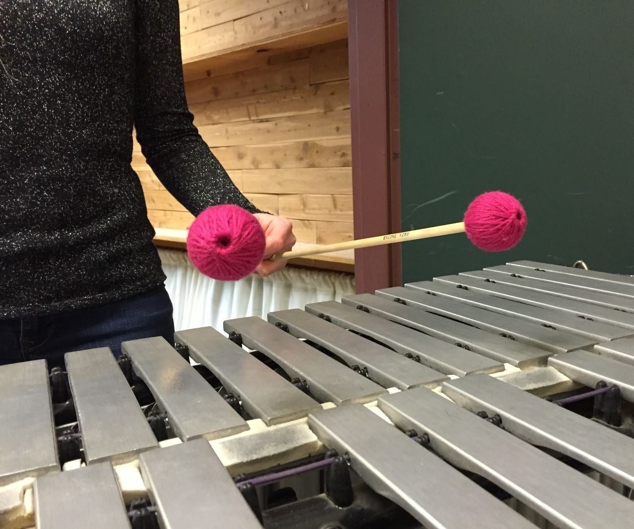 Four Mallet Steven's Grip: Holding Mallets, Piston Stroke, and Rotation Stroke