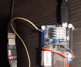 Bridge Firewall With OrangePi R1