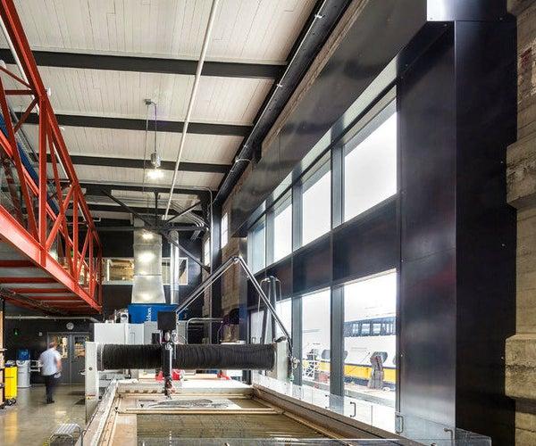 Pier 9 Troubleshooting: OMAX Waterjet Morning Startup Routine