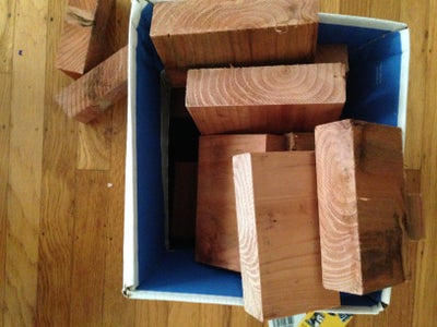 Buying & Cutting the Wood