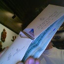 Finished Paper Wallet