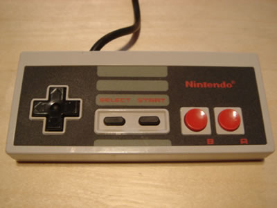 Picture of What would you build into a NES controller?