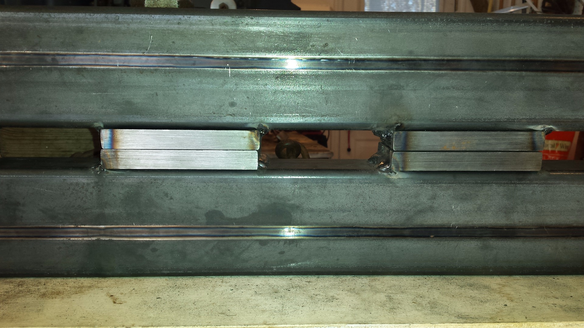 Picture of Check Beams for Straightness