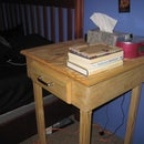 Large, Homemade High Quality Nightstand