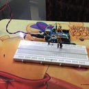 Control LED brightness with Remote and Arduino