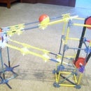 Knex ball machine: Project Simplicity