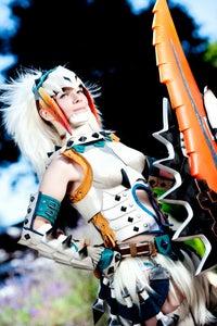 Female Blademaster Barioth Armor