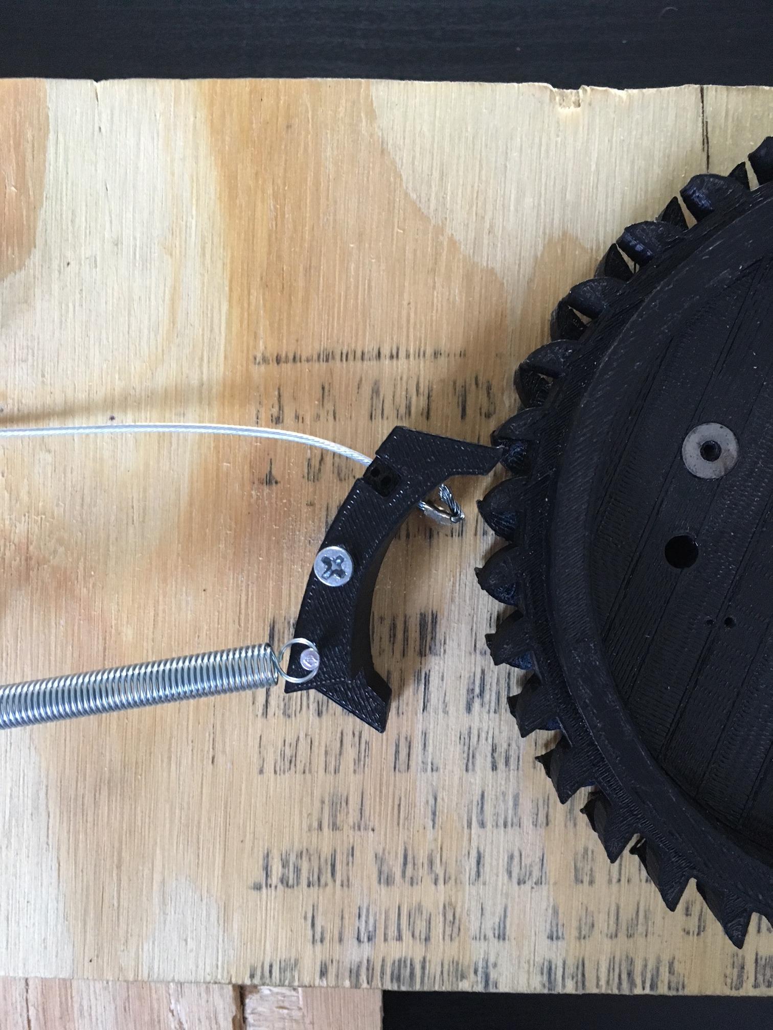 Picture of Attach the Bike Brake