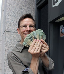 How to Cash in Your Artist in Residence Stipend Card