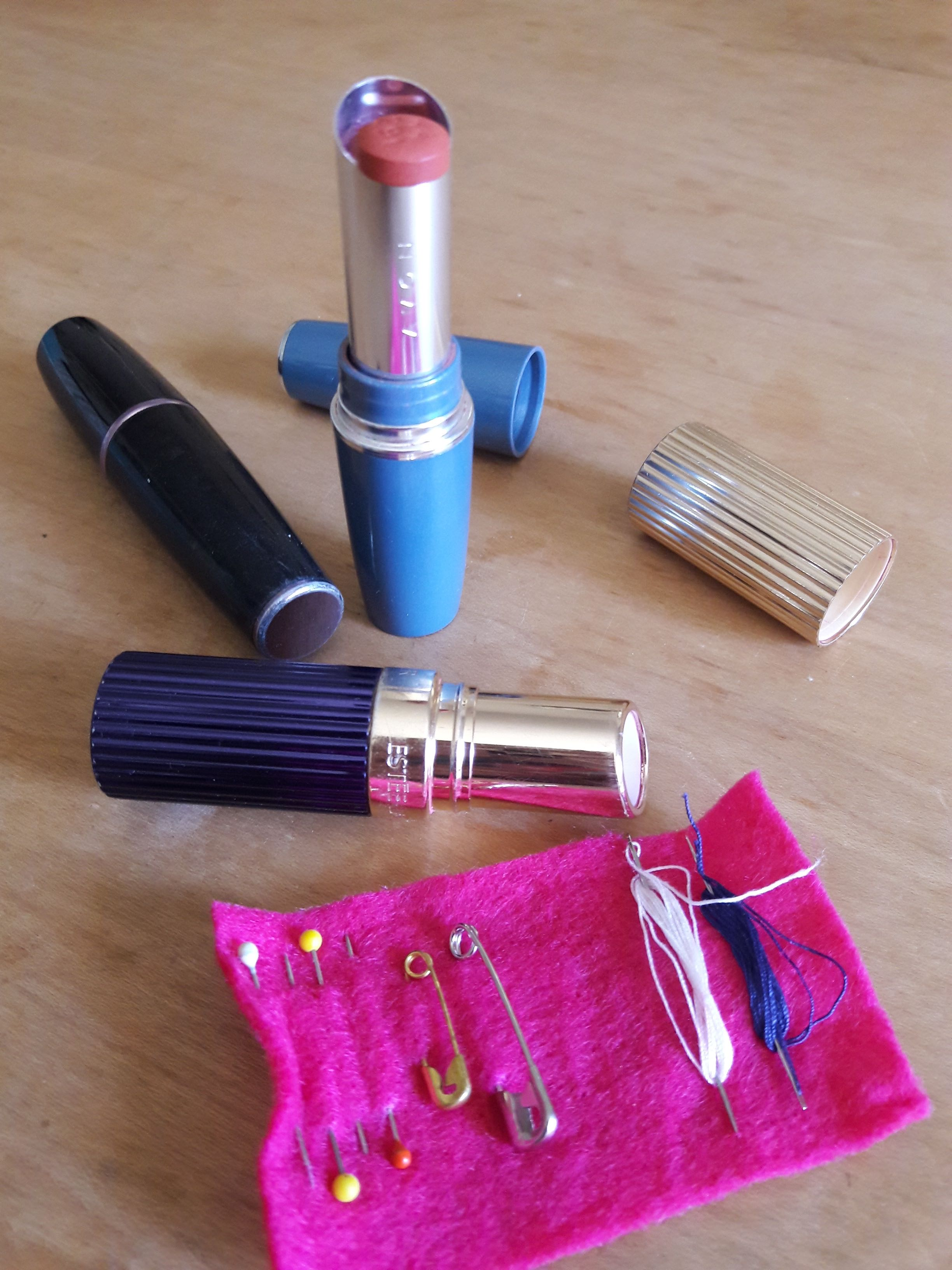 Picture of Making Your Sewing Kit
