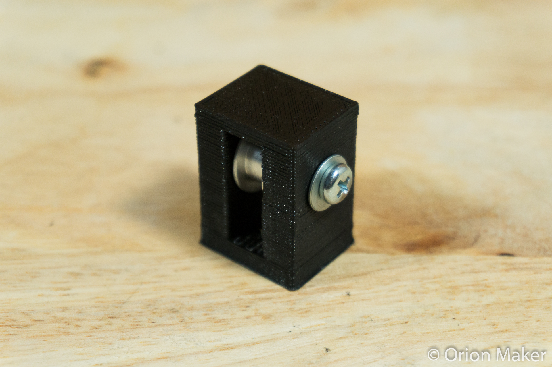 Picture of Assembly 3D Printed Parts