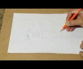 How to Draw Patlu Step by Step #diy