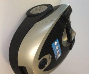 Reverse Engineering-  Vacuum Cleaner - 1B Grp 4