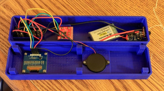 Complete the Electronics by Wiring the Arduino Nano