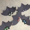 Simple, Cute Bats!
