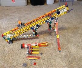 The Goliath ( Final Version) Knex Railgun