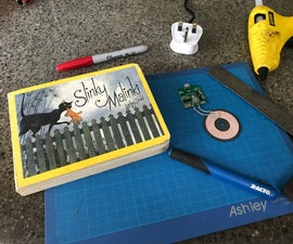 DIY Book Qi Wireless Charger