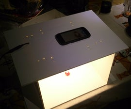 Photo Light Box - Foldable and Light Weight