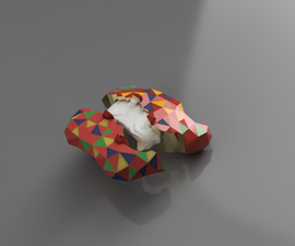 Lowpoly case for anything you want
