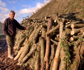 Wood Fuel From Hedges - With John Whetman