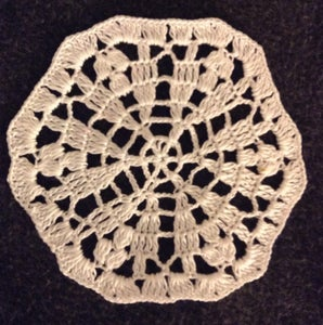 Making the Doily