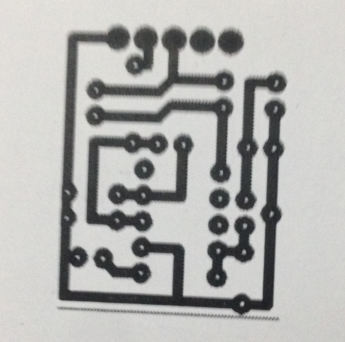 Picture of Print Out the PCB