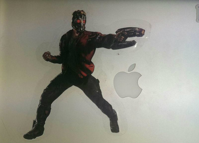 Picture of Anything You Like Laptop Decal