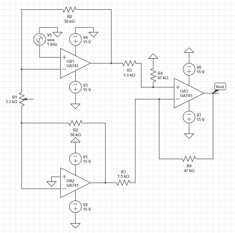 Picture of Instrumentation Amplifier