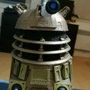 3D Printed Motorized Dalek