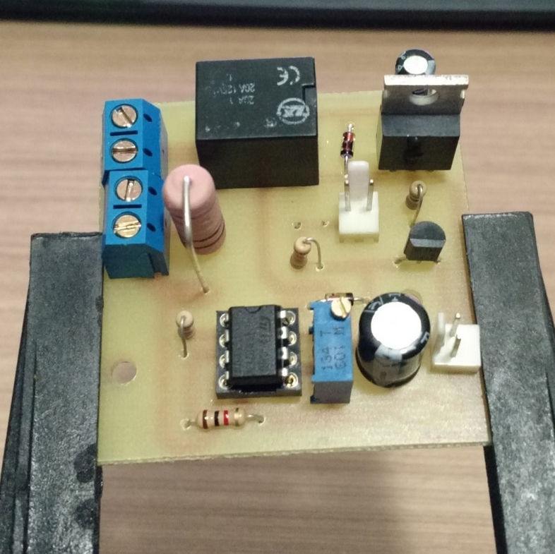 Picture of Testing and Calibrating the Circuit