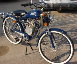 Whizzer Pacemaker II: My Latest Time Killer, Part I
