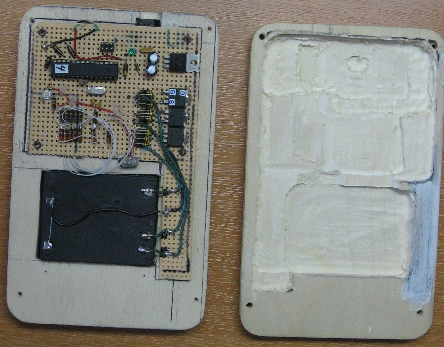 Picture of Design of the Case