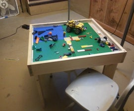 Kids LEGO Table