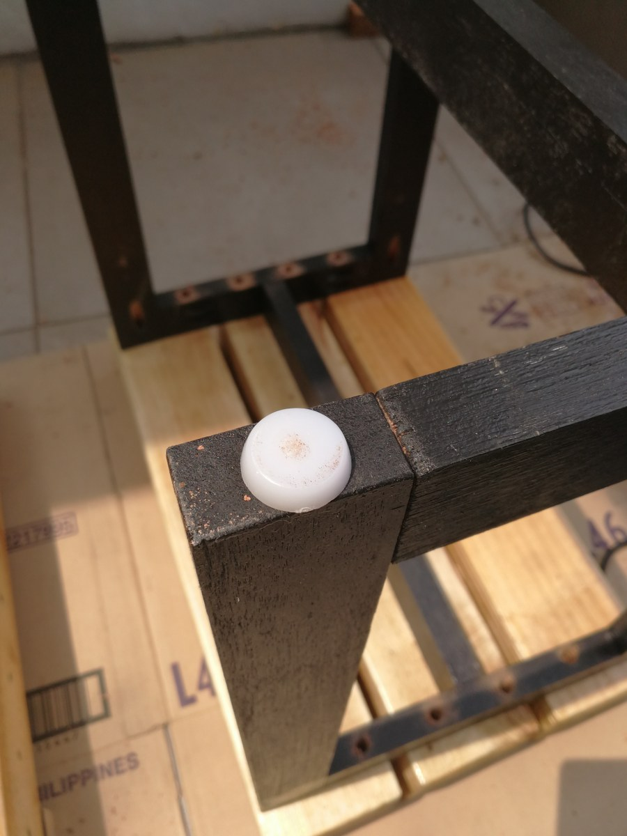 Picture of Assemble the Stool Frame