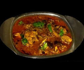Kolhapuri Chicken | Chicken Kolhapuri
