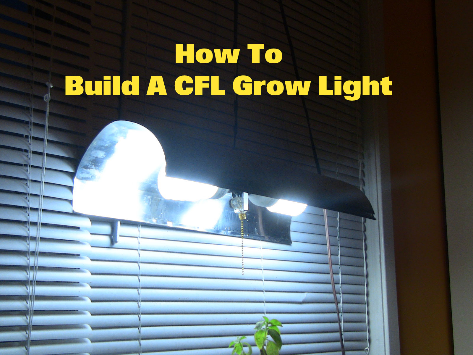 Homemade grow light Search Results