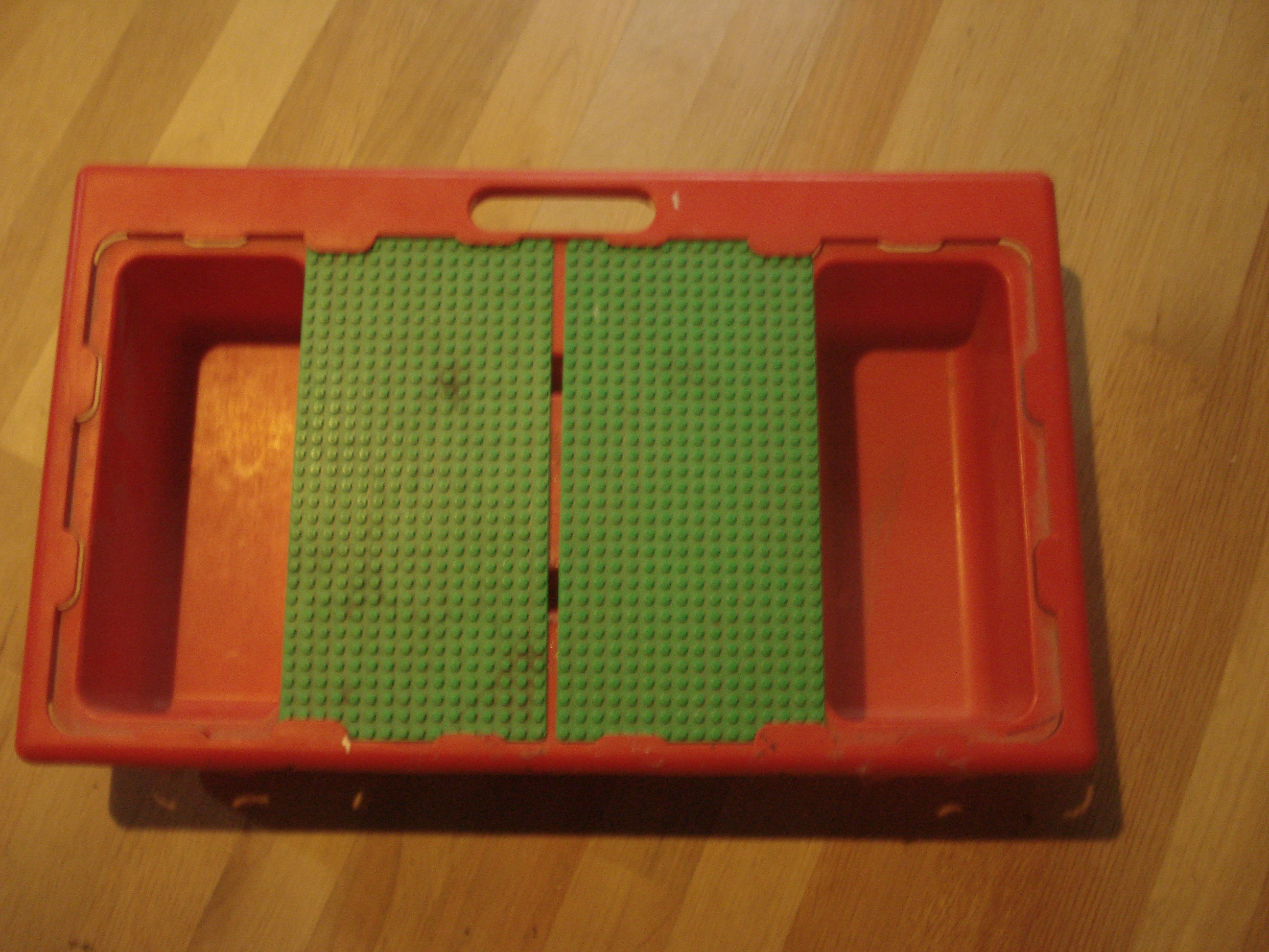 Picture of Inspiration: Lego lepdesk with storage