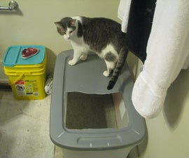 """I Can Make That """"Top Entry Litterbox"""""""