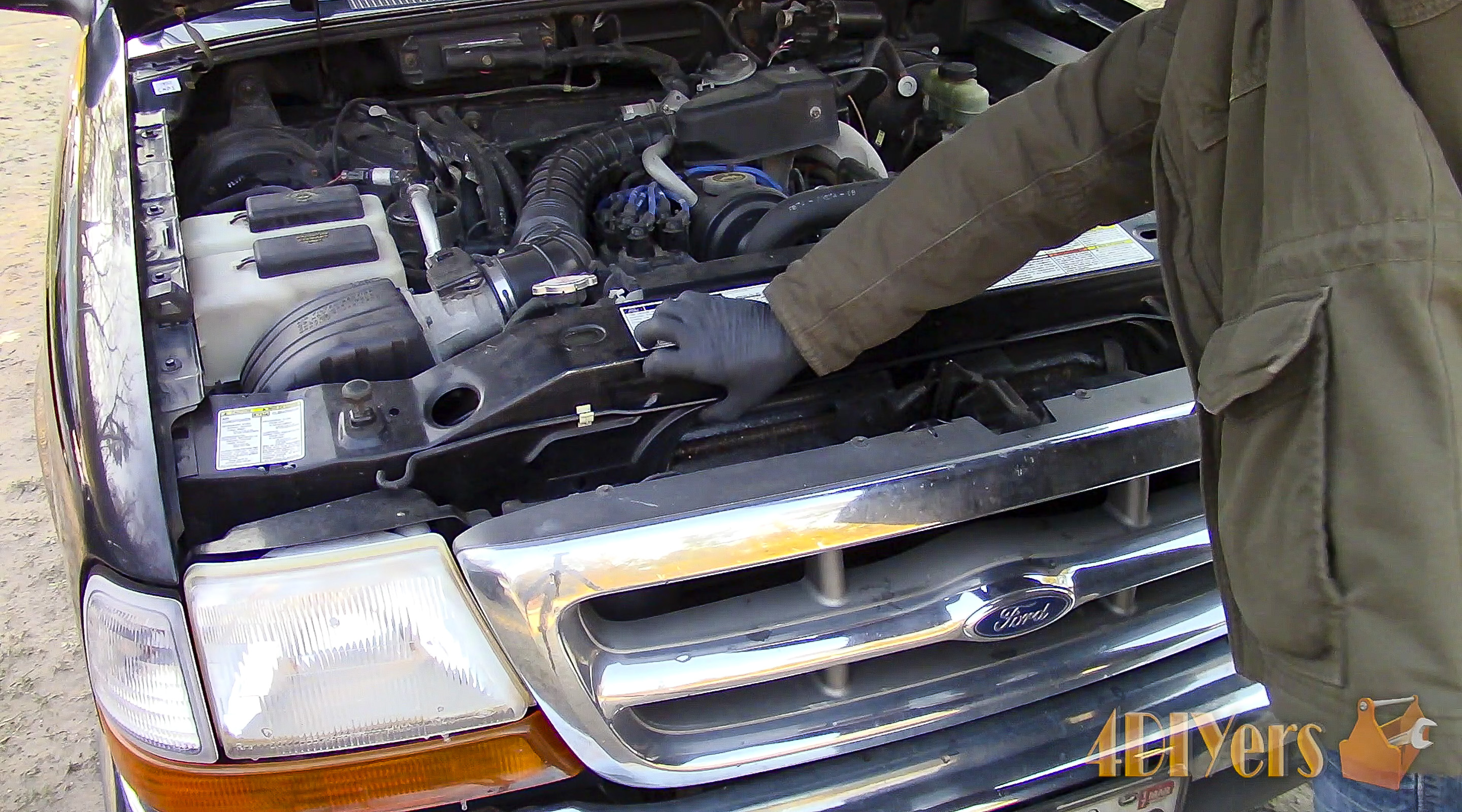 Picture of How to Test a Spark Plug Wire