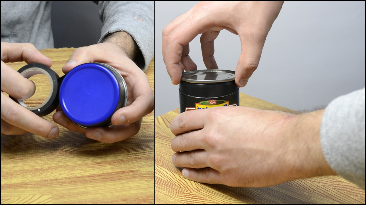 Picture of Safe in the Can