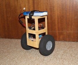 Yet Another Balancing Robot!