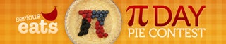Serious Eats Pi Day Pie Contest