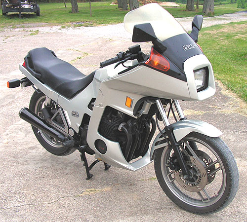 Picture of First, Find a Donor Bike