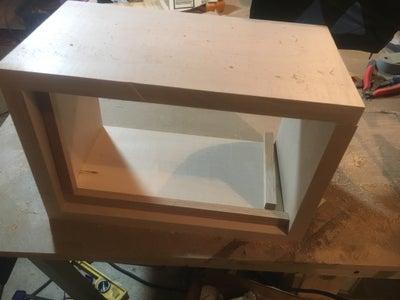 The Cabinet Backside