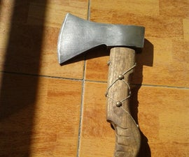 Make a War Axe!