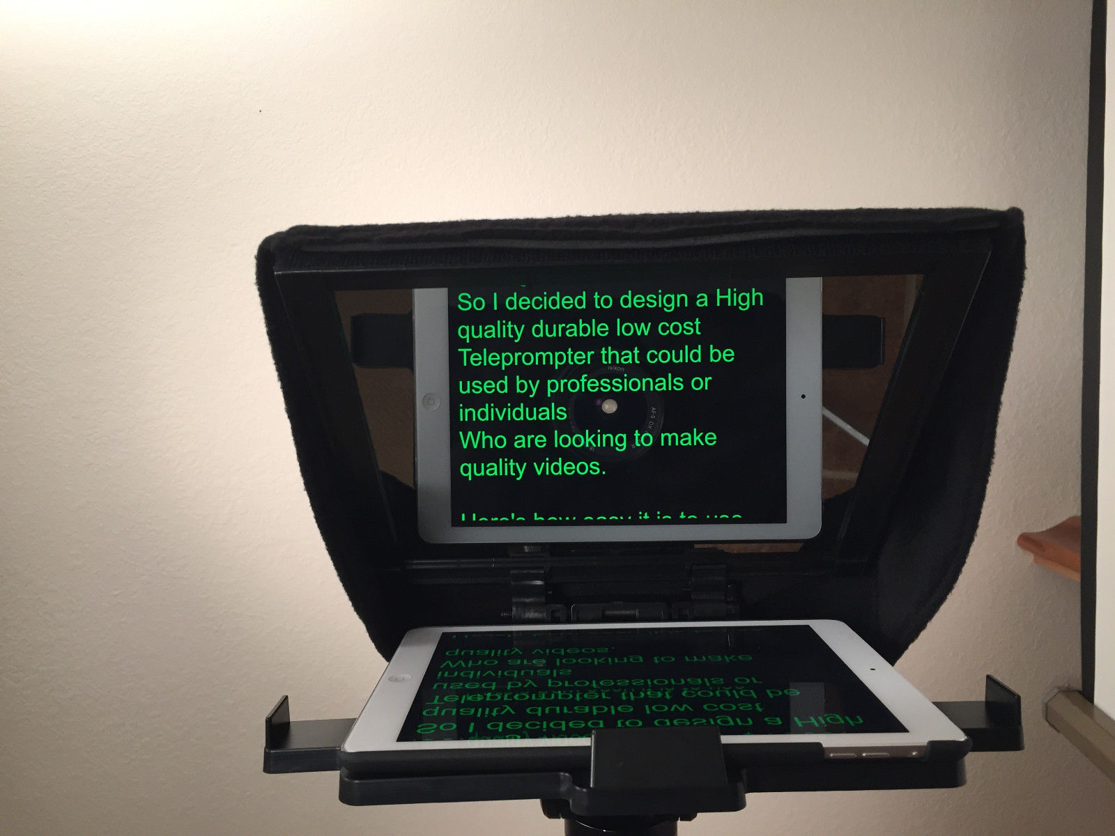 Picture of Teleprompter